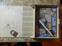 Коробка для ежедневника