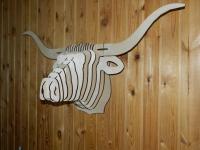 Чучело буйвола