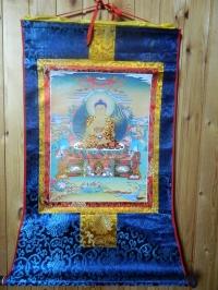 Танка Будда Шакьямуни