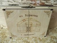 шкатулка Байкальская