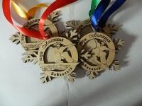 Медали сноуборд