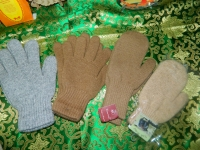 Перчатки,варежки детские